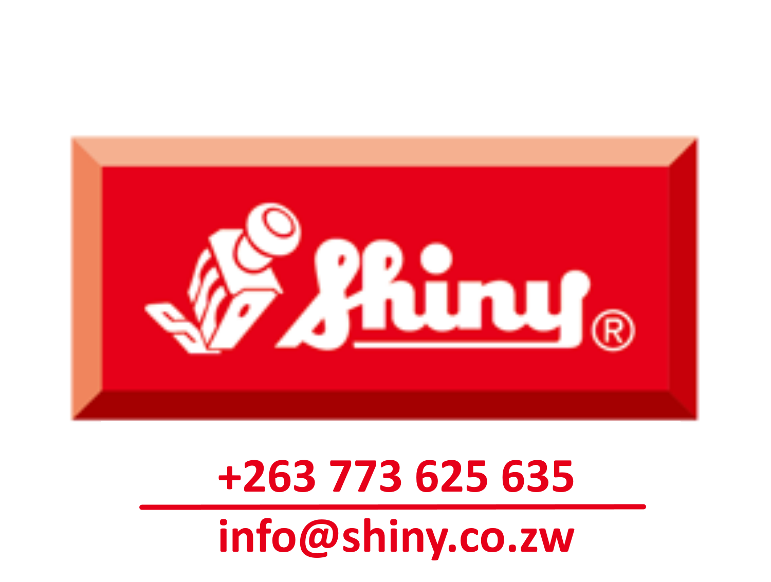 Shiny Zimbabwe Rubber Stamps